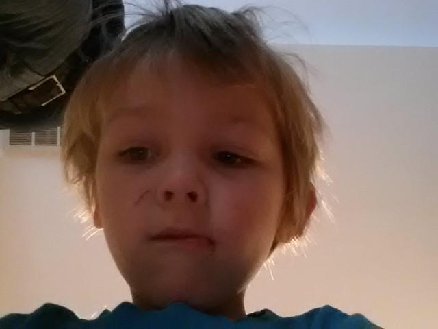 Max selfie