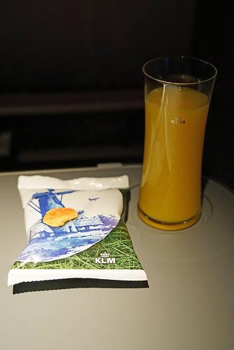 KLM Snacks