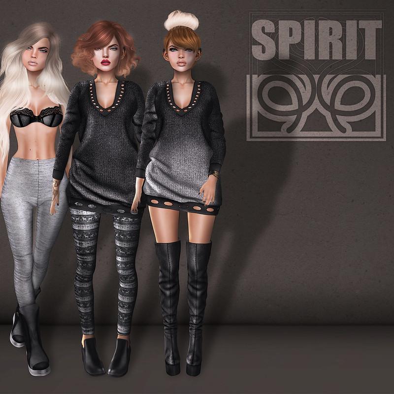 411 SPIRIT - Welosa outfit [TREND3] #bySPIRIT