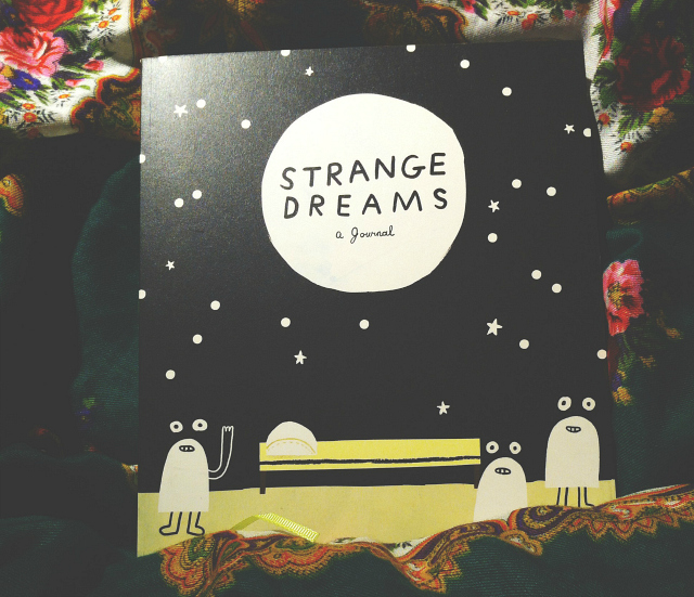 vivatramp strange dreams journal lifestyle book blog uk 2014