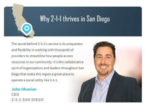 Why 2-1-1 thrives in San Diego