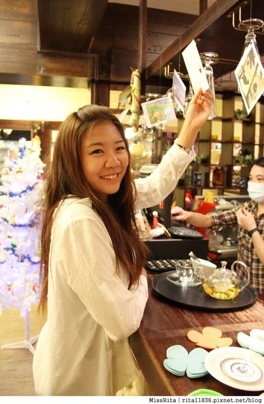 東海 藝術街 好吃 故事咖啡館31