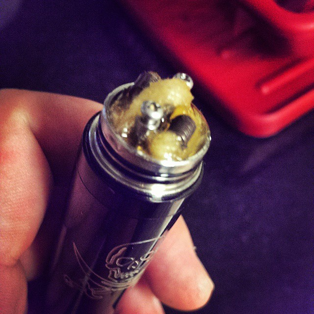 Fresh coils  Fresh cotton  Fresh juice  Leggo! #vapecommun… | Flickr