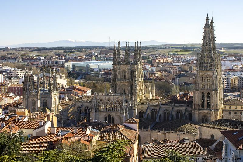 BURGOS - Catedral de Santa María