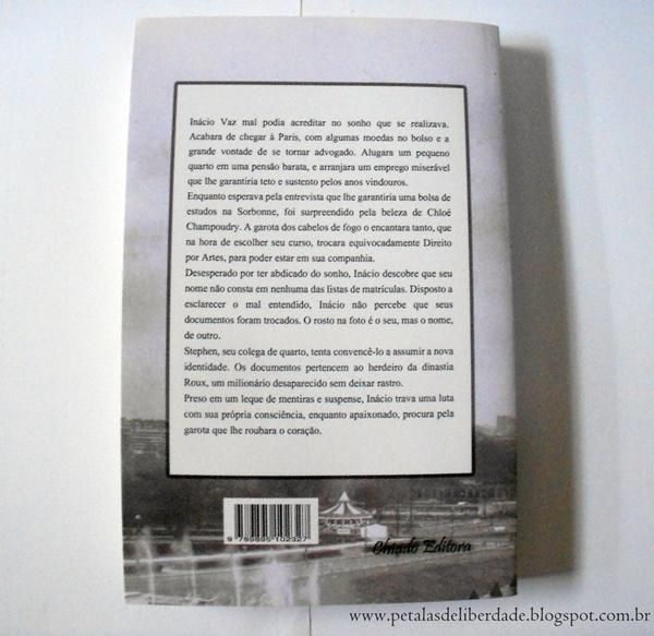 Sinopse Herdeiro da Névoa, Raquel Pagno