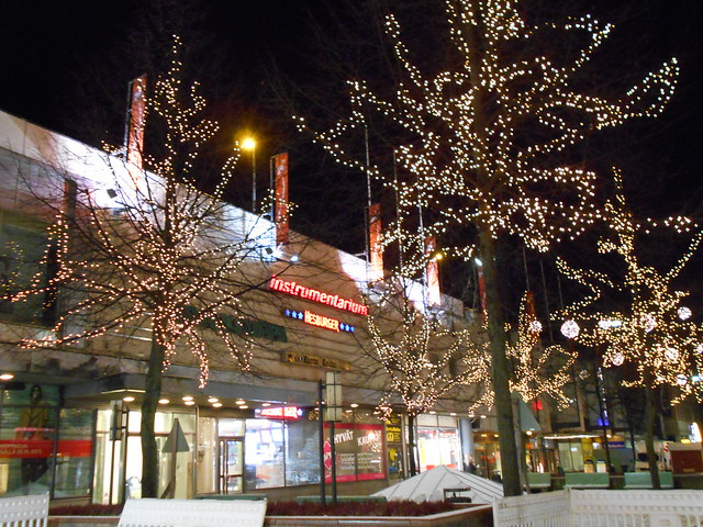 Jouluvalot Hämeenlinnan Reskalla B 23.12.2014