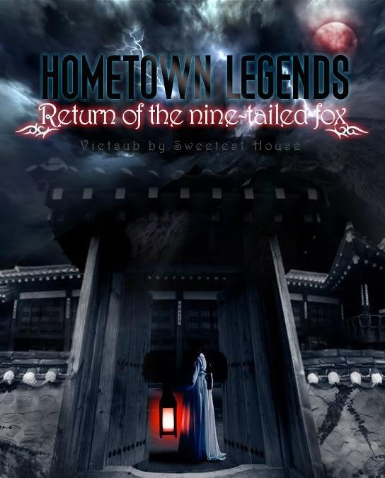 Truyền Thuyết Ma Quái - Hometown Of Legends (2008)