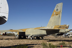 58-0183 - 464251 - USAF - Boeing B-52G - Stratofortress - Pima Air and Space Museum, Tucson, Arizona - 141226 - Steven Gray - IMG_7869