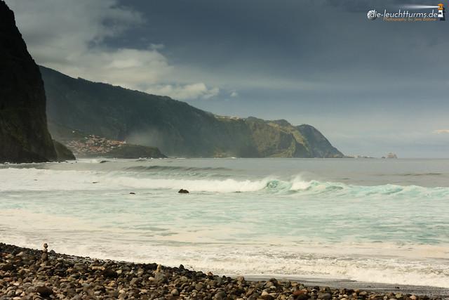 Madeira north coast