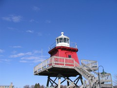 From the Archives:  Two Rivers Lighthouse