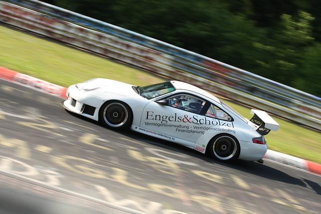 Porsche 996 GT3 RSR 4