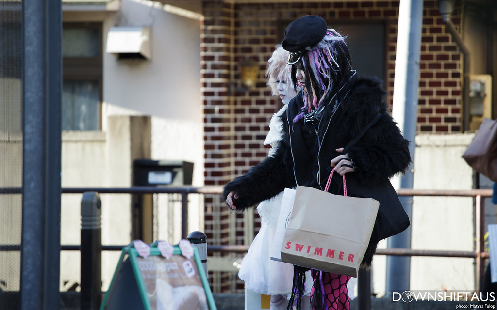 DS Does Japan - Harajuku Spotting