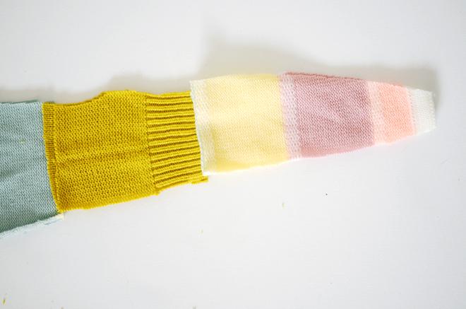 sweater snake softie