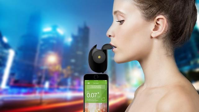 breathalyzer app