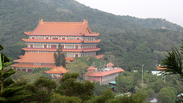Po Lin Monastery and Big Buddha