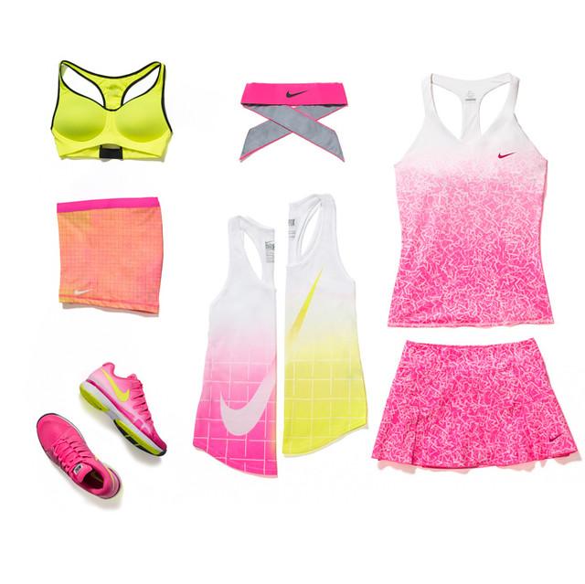 Nike Australian Open 2015 outfits