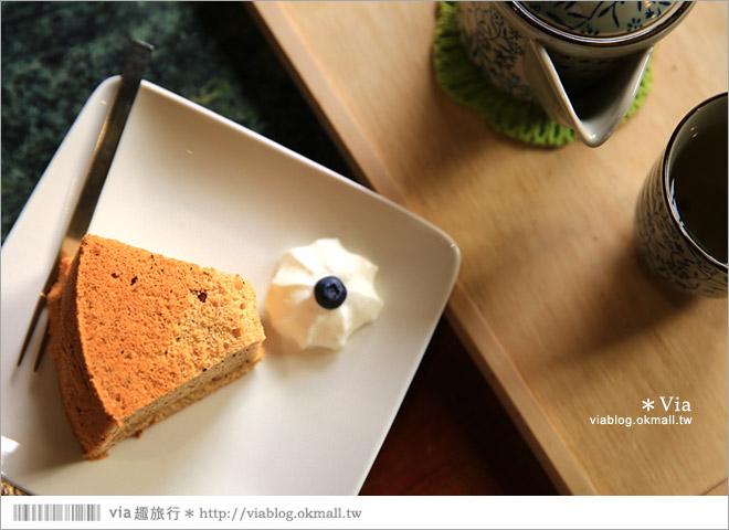 【台中老宅餐廳】台中下午茶~拾光機。日式老宅的迷人新風情,一起文青一下午吧!45