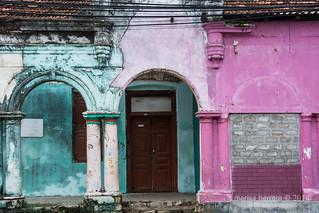 Jaffna. House