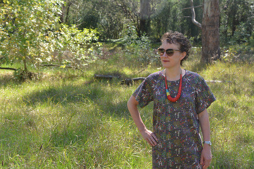 Pattern Fantastique's Aeolian T-shirt / Dress