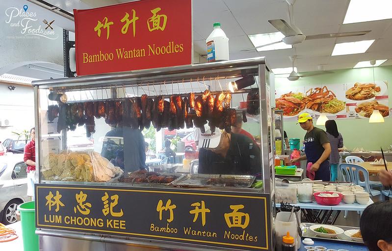 lum choong kee stall
