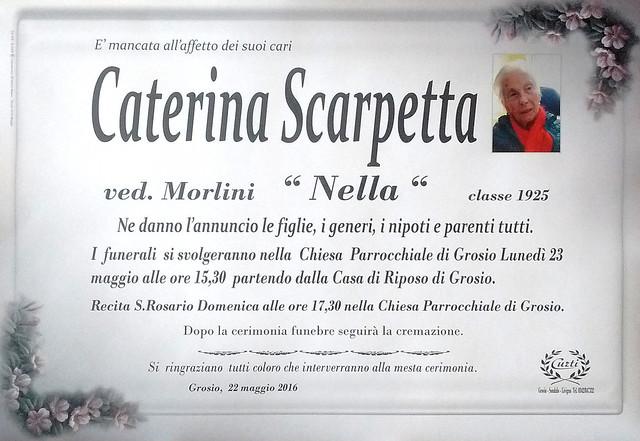 Scarpetta Caterina