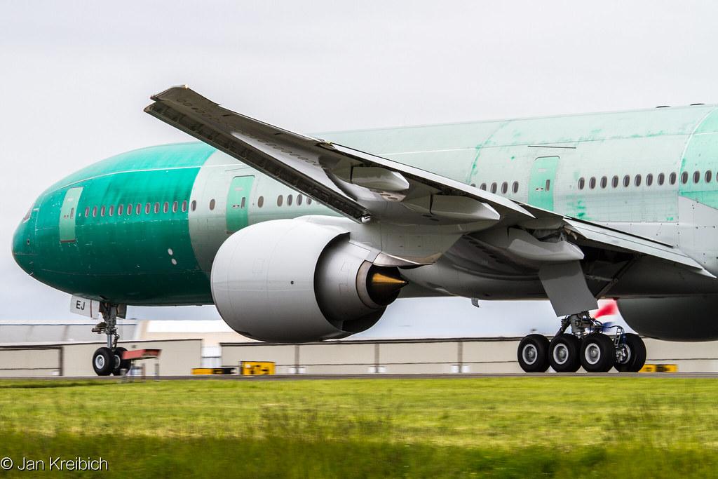 A7-BEJ - B77W - Qatar Airways