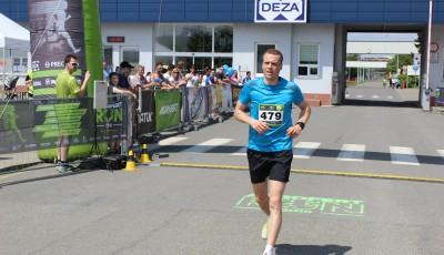 Agrofert Run: Ve Valašském Meziříčí vítězí s přehledem Čípa