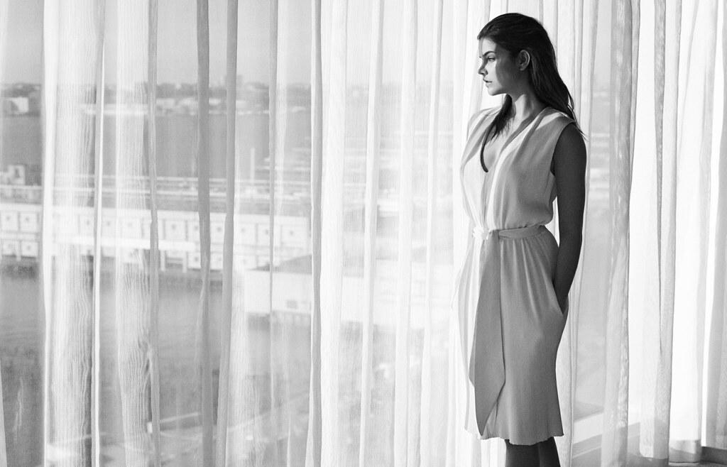 Барбара Палвин — Фотосессия для «Marie Claire» HU 2016 – 1