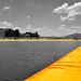 The Floating Piers Color Splash by salvatorefiguccia