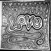 """Love"" - a new #drawing by @blightprod #illustration #Art #artwork #love #penandink #blackandwhite"