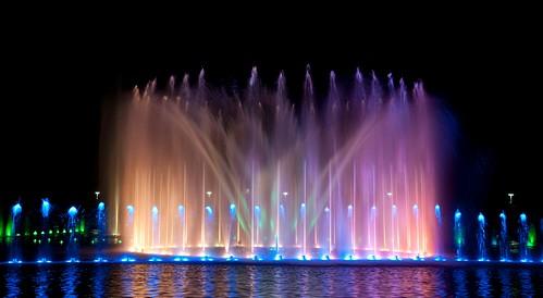 Мультимедійний фонтан