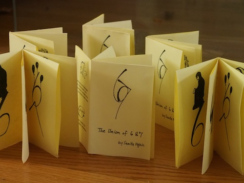 2014 mini chapbooks