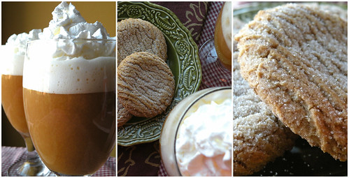 Mrs. Fields Secrets Caramel Apple Cider and Molasses Cookies