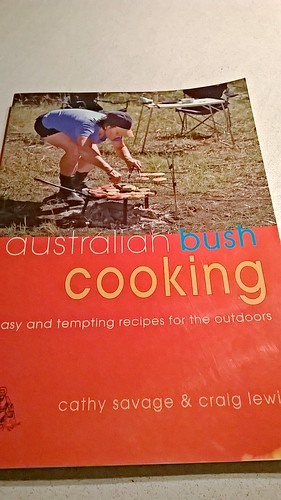 Australian Bush cooking