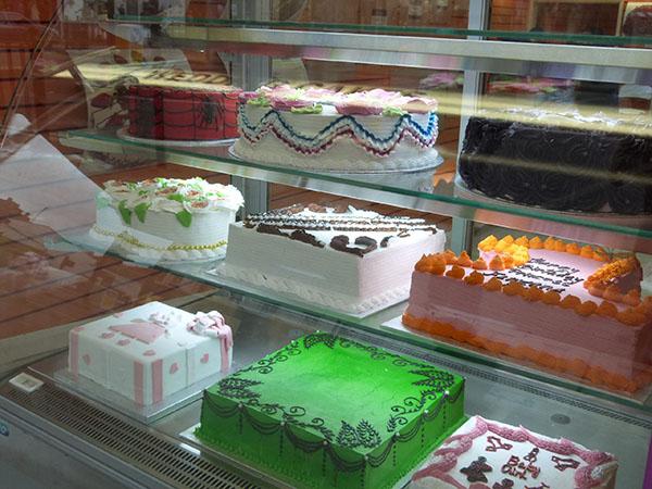 gâteaux indiens