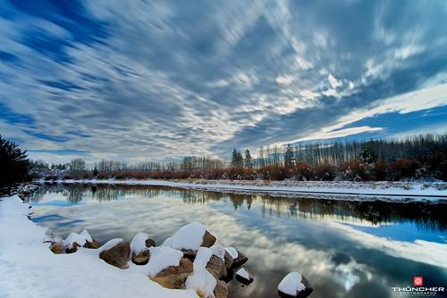 longexposure sky snow nature clouds oregon landscape outdoors iso100 nikon northwest bend central scenic f16 fullframe fx d800 winterscape waterscape deschutesriver 20seconds dillonfalls nikond800 afsnikkor1635mmf4gedvr leebigstopper