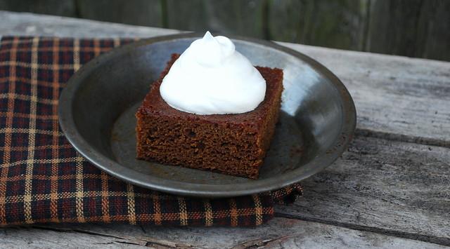 Molasses Cake2