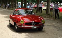 Alfa Roméo Giulia SS