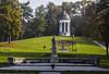 Nicolae Romanescu park in Craiova, Romania
