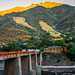 2014 - Copper Canyon - Batopilas - Vehicle Bridge por Ted's photos - Returns 23 Jun