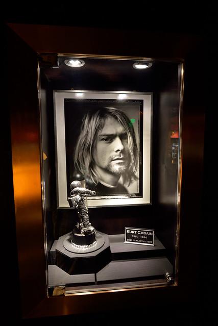 【搖滾展示】Kurt Cobain 的照片
