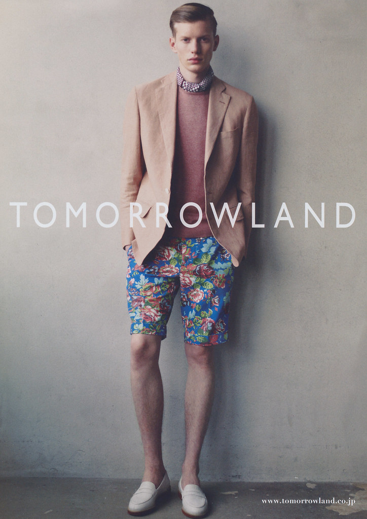 Ollie Mann0041_TOMORROWLAND(GQ Japan2013_05別冊)