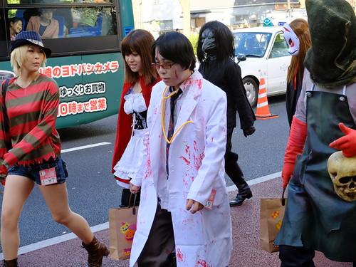 Kawasaki Halloween parade 2014 115