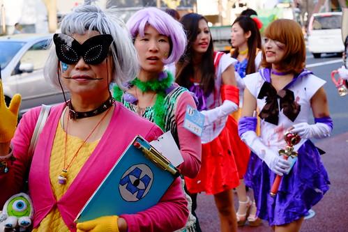 Kawasaki Halloween parade 2014 182