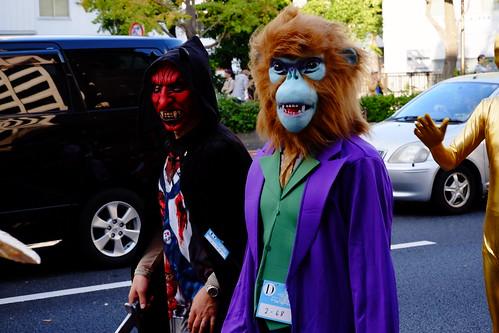 Kawasaki Halloween parade 2014 177