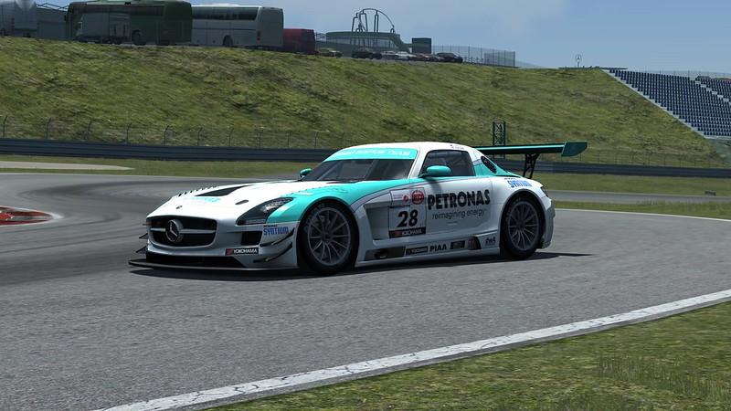 Mercedes SLS GT3 - Petronas Syntium Team - Super Taikyu 2012 - Assetto Corsa