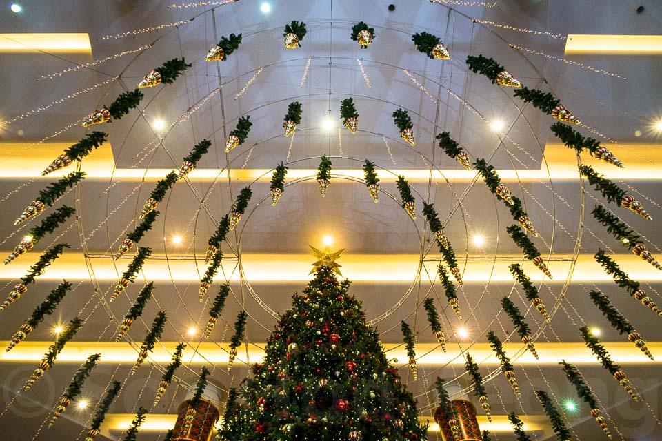 Christmas Decoration @ Kuala Lumpur, Malaysia