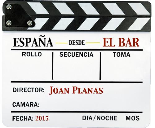 libro España desde el Bar