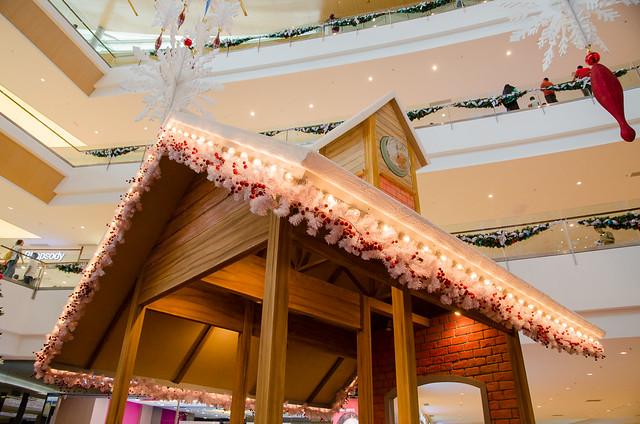 Christmas at iOi City Mall Putrajaya