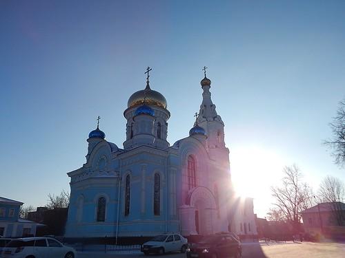 церковь красиво